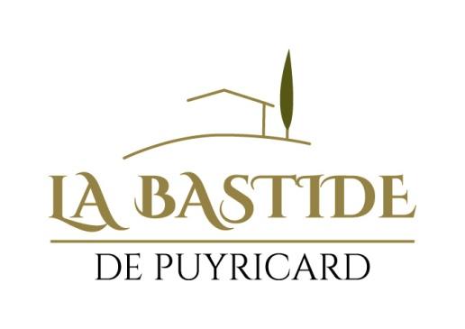 logo la BASTIDE de PUYRICARD Aix-en-Provence