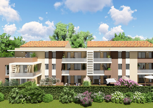 Vente de maisons et appartements à Puyricard
