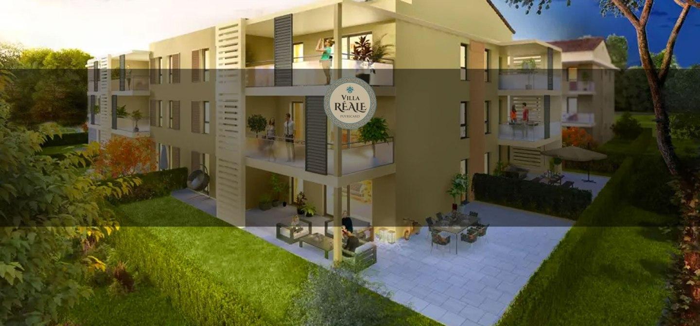 Appartements neufs à Aix-en-Provence Nouveau programme VILLA REALE à Puyricard